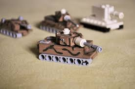 lego ww2 mini tiger 1 instructions youtube