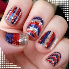60 best ideas about 4th of july nail art nail art designs u0026 diy