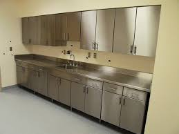 kitchen cabinet stainless steel elegant commercial stainless steel kitchen cabinets brown wooden