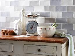 shabby chic kitchen british ceramic tile