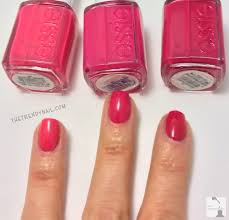 top picks essie best summer pink nail polish