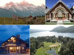 mapping the 25 priciest homes for sale in ski country