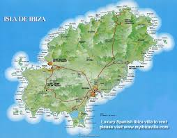 Vigo Spain Map by Large Ibiza Maps For Free Download And Print High Resolution And