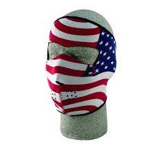 Usa Flag For Sale Flag Neoprene Ski Mask Full Face