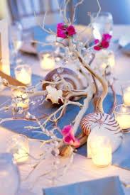 Beach Theme Centerpiece Ideas by 73 Best Beach Centerpieces Images On Pinterest Beach Wedding
