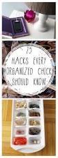 25 hacks every organized should know
