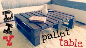 mb coffee table yo yo diy pallet coffee table