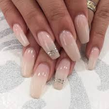 shape coffin color perfect match gel polish in pink ribbon