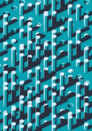 pattern animated gif stranded on a pattern gasta