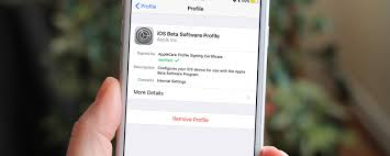 how to remove ios 11 beta from your iphone without restoring your