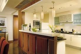 ciel de bar cuisine salon et cuisine cuisine ouverte7 tapis esprit home 140x200 8 les