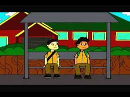 film kartun anak sekolah animasi anak sekolah gokil youtube