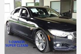 used bmw 4 series cars for sale used bmw 4 series gran coupe for sale in raleigh nc edmunds