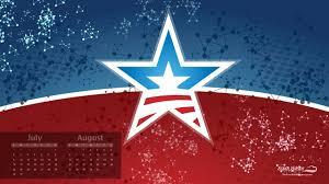 Flag With Four Red Stars Desktop Wallpaper Calendar July U2013 August 2017 Four Winds Agency