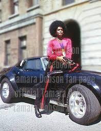 cleopatra jones corvette official tamara dobson screen heroine