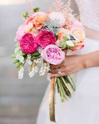 wedding flower bouquet summer wedding bouquets that embrace the season martha stewart