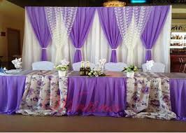 muslim wedding decorations pipe and drape america indian wedding stage decorations
