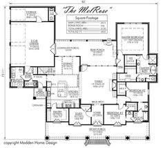 awesome floor plan the master bathroom has it all home