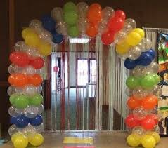 singing balloons delivery candy land walk thru arch candy land and gift delivery