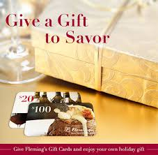 fleming s gift card how to obtain free gift cards at your favorite restaurants this
