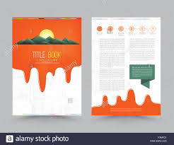 flyer graphic design layout business brochure flyer design layout template in a4 size paint
