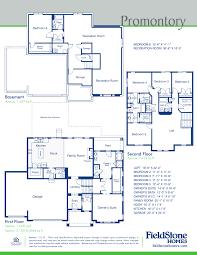 Home Floor Plans Utah by Promontory Fieldstone Homes Utah Home Builder New Homes For