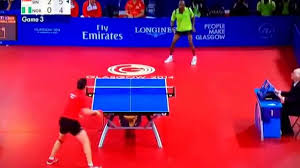 ping pong vs table tennis best ping pong rally commonwealth games nigeria v singapore