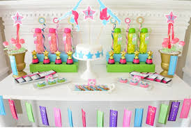gymnastics cake toppers throw a 10 0 gymnastics birthday party gab