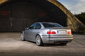 Bmw M3 1980 - the one and only bmw e46 m3 csl