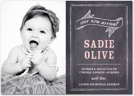 birth announcements 20 inspired birth announcements to welcome baby