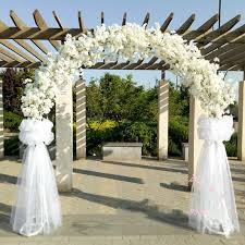 wedding arches canada luxury wedding center pieces metal wedding arch door hanging