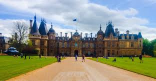 waddesdon manor waddesdon manor waddesdon england the manor was built for baron