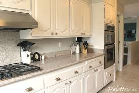 The Best Way To Paint Kitchen Cabinets The Palette Muse - Enamel kitchen cabinets