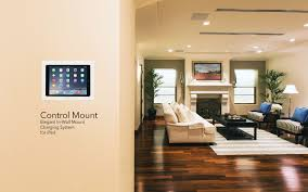 Ipad In Wall Mount Docking Station Iport Hold Charge Protect Integrate Ipad