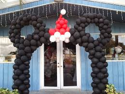dreamark events blog mickey mouse clubhouse theme party decoration