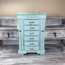 Jewelry Armoire For Sale Jewelry Armoire Rustic Desk Jewelry Holder From Shabbyshores On