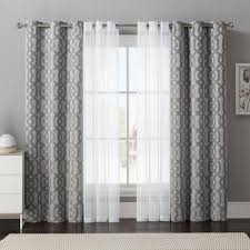 17 best ideas about double window curtains on pinterest double