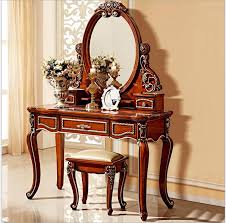 Antique Bedroom Dresser European Mirror Table Antique Bedroom Dresser Furniture