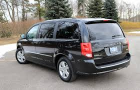 car review 2015 dodge grand caravan crew plus driving