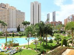 Benidorm Spain Map by Apartment Gemelos 22 2 Benidorm Spain Booking Com