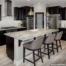 Contemporary Design Kitchen by Design Inspiration A Gorgeous Modern Pulte Kitchen Featuring