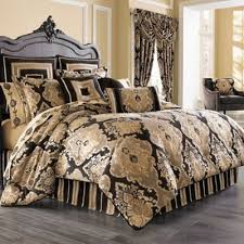 Black Bedding Sets Queen Buy Black Comforters From Bed Bath U0026 Beyond