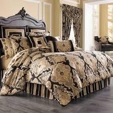 Red Gold Comforter Sets Buy Black King Comforters From Bed Bath U0026 Beyond