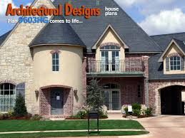 European Home Design Inc Impressive 4 Bedroom Country House Plans Decorating Ideas Images
