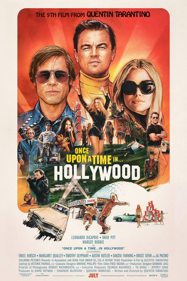 Image result for once upon a time in hollywood movie images