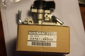 nissan frontier idle relearn idle air control valve iacv replacement diy for 2001 pathfinder