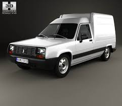 renault van interior renault express with hq interior 1985 3d model hum3d