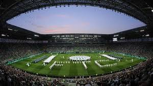 groupama si e social groupama arena is a multi purpose stadium in budapest hungary and
