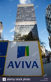 siege aviva aviva siège dans la ville de uk banque d images photo stock