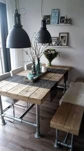 tische fã r wohnzimmer die besten 25 esszimmertische ideen auf l tisch